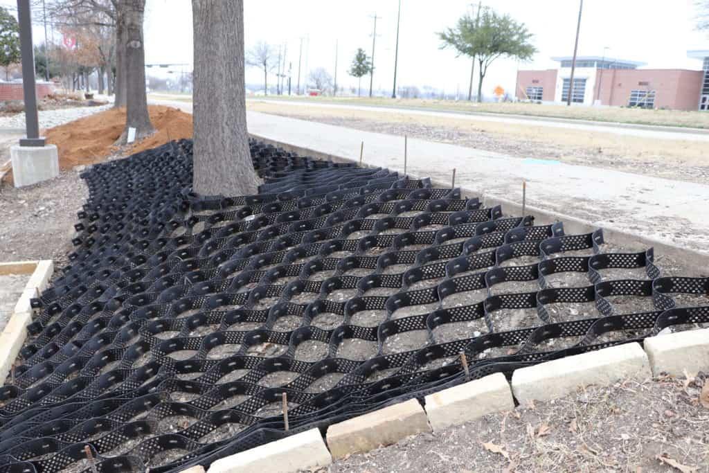Geoweb Soil Erosion Prevention