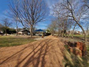 Panther Creek Estates Decomposed Granite Path