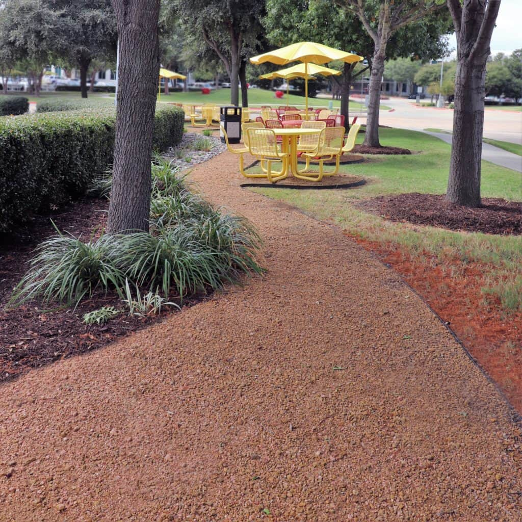 Paths and Walkways Using Decomposed Granite
