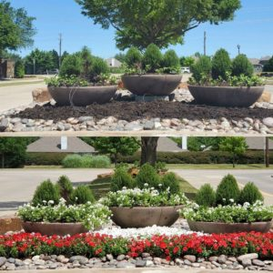 Eldorado Fairways Landscaping before and after
