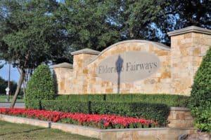 Eldorado Fairways spring color May 2020 2