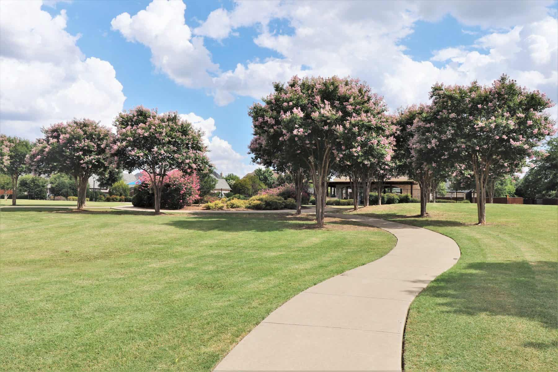 Christie Ranch Commercial Landscaping